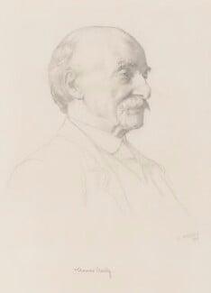 Thomas Hardy, by William Strang, 1919 - NPG  - © National Portrait Gallery, London