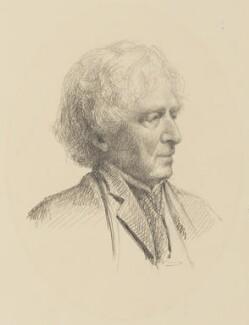 Thomas Hare, by Alice Westlake (née Hare) - NPG 1820