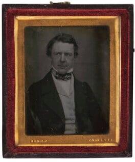 George Francis Robert Harris, 3rd Baron Harris, by Richard Beard, 1840s - NPG  - © National Portrait Gallery, London