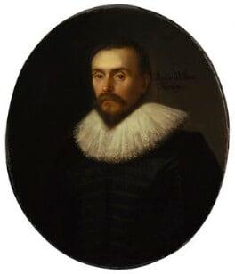 William Harvey, attributed to Daniel Mytens, circa 1627 - NPG 5115 - © National Portrait Gallery, London