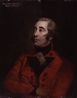 Francis Rawdon-Hastings, 1st Marquess of Hastings, attributed to Hugh Douglas Hamilton - NPG 2696