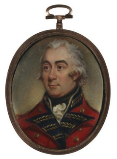 Francis Rawdon-Hastings, 1st Marquess of Hastings, by Thomas Mitchell, after  Sir Martin Archer Shee - NPG 6293