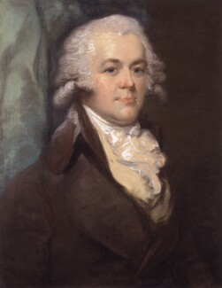Francis Haward, by Ozias Humphry - NPG 1233