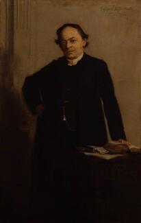 Hugh Reginald Haweis, by Frederick Lewis, 1913 - NPG 4107 - © National Portrait Gallery, London