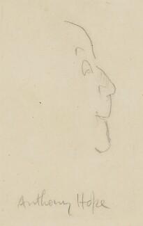 Anthony Hope (Sir Anthony Hope Hawkins), by Sir David Low - NPG 4529(172)