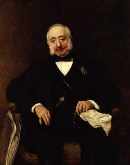 Thomas Hawksley, by Sir Hubert von Herkomer - NPG 4973