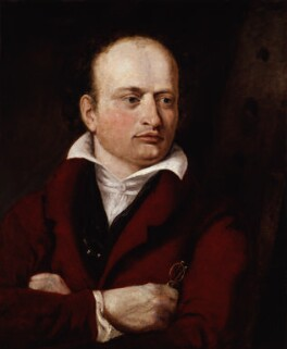 Benjamin Robert Haydon, by Georgiana Zornlin - NPG 510
