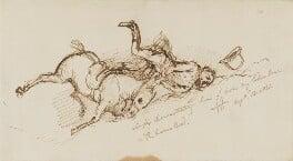 Sir George Hayter, by Sir George Hayter, 1821 - NPG 3082(1) - © National Portrait Gallery, London