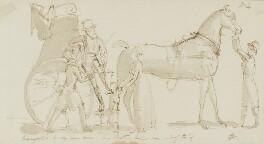 Sir George Hayter, by Sir George Hayter, 1821 - NPG 3082(4) - © National Portrait Gallery, London