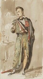 Sir George Hayter, by Sir George Hayter, 1821 - NPG 3082(5) - © National Portrait Gallery, London