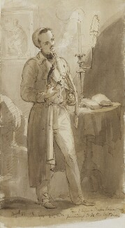 Sir George Hayter, by Sir George Hayter - NPG 3082(6)