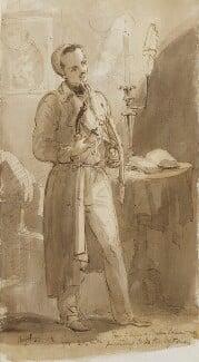Sir George Hayter, by Sir George Hayter, 1821 - NPG 3082(6) - © National Portrait Gallery, London