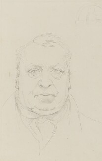 William Hazeldine, by Sir Francis Leggatt Chantrey - NPG 316a(67)
