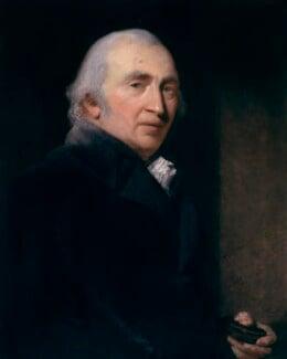 Thomas Hearne, by Henry Monro - NPG 1653