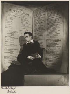 Sir Robert Murray Helpmann, by Angus McBean - NPG P61