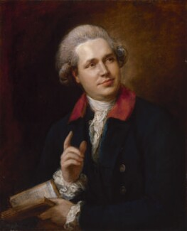 John Henderson, by Thomas Gainsborough - NPG 980