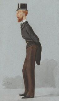 Edward Heneage, 1st Baron Heneage, by Sir Leslie Ward - NPG 4719