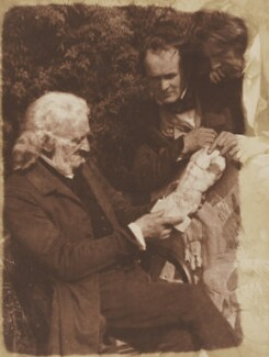 The Torso, by David Octavius Hill, and  Robert Adamson - NPG P6(98)