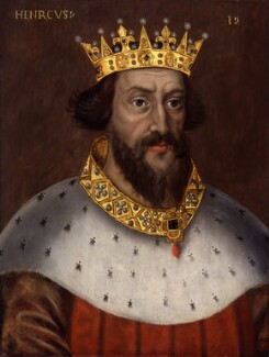 King Henry I, by Unknown artist - NPG 4980(2)