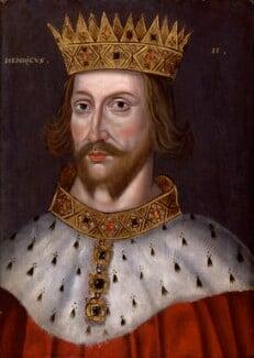 King Henry II, by Unknown artist, 1597-1618 - NPG  - © National Portrait Gallery, London