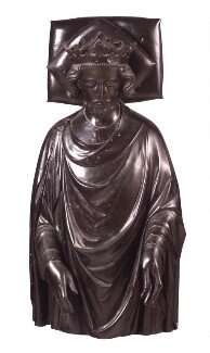 King Henry III, by Elkington & Co, cast by  Domenico Brucciani, after  William Torel - NPG 341
