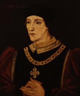 King Henry VI, by Unknown artist, late 16th or early 17th century - NPG 546 - © National Portrait Gallery, London