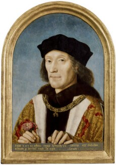 King Henry VII, by Unknown Netherlandish artist - NPG 416