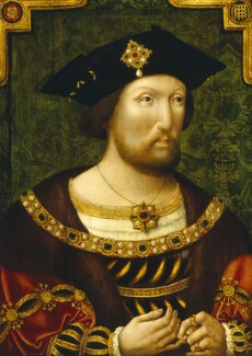 King Henry VIII, by Unknown Anglo-Netherlandish artist, circa 1520 - NPG  - © National Portrait Gallery, London