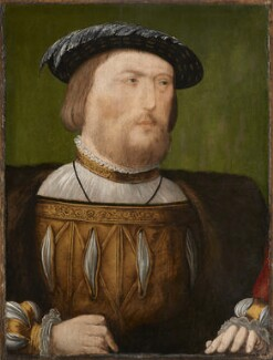 King Henry VIII, by Unknown Anglo-Netherlandish artist, circa 1535-1540 - NPG 3638 - © National Portrait Gallery, London