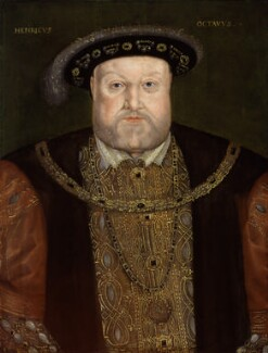 King Henry VIII, by Unknown artist, 1597-1618 - NPG 4980(14) - © National Portrait Gallery, London