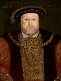 King Henry VIII, by Unknown artist - NPG 4980(14)