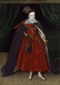 Henry, Prince of Wales, by Marcus Gheeraerts the Younger - NPG 2562