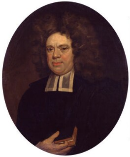 Unknown man, formerly known as Matthew Henry, by Unknown artist - NPG 982i