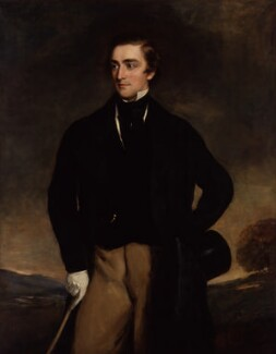 Sidney Herbert, 1st Baron Herbert of Lea, by Sir Francis Grant, 1847 - NPG  - © National Portrait Gallery, London