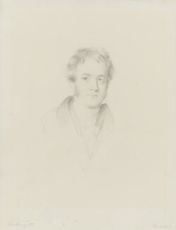 Sir John Frederick William Herschel, 1st Bt, by Henry William Pickersgill - NPG 1386