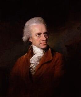 Sir William Herschel, by Lemuel Francis Abbott, 1785 - NPG 98 - © National Portrait Gallery, London