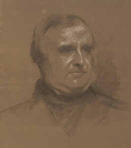 Matthew James Higgins, by Samuel Laurence - NPG 2433