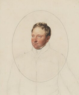Rowland Hill, 1st Viscount Hill, by Thomas Heaphy - NPG 1914(6)
