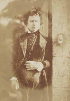 David Octavius Hill, by David Octavius Hill, and  Robert Adamson, circa 1843 - NPG  - © National Portrait Gallery, London
