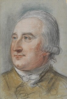 Sir Richard Hill, 2nd Bt, by John Russell, circa 1780-1783 - NPG 1465 - © National Portrait Gallery, London