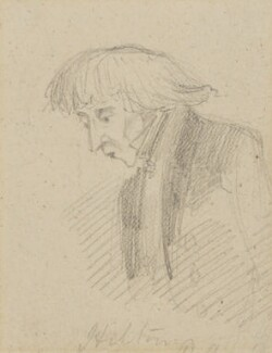 William Hilton, by Charles Hutton Lear - NPG 1456(11)