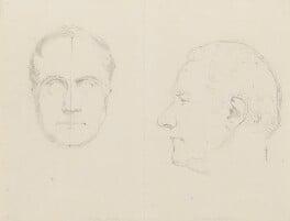 Sir Benjamin Hobhouse, 1st Bt, by Sir Francis Leggatt Chantrey - NPG 316a(69)