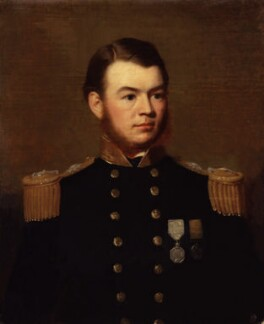 William Robert Hobson, by Stephen Pearce - NPG 910