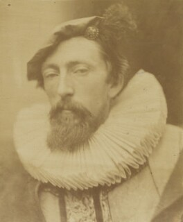 John Evan Hodgson, by David Wilkie Wynfield - NPG P91