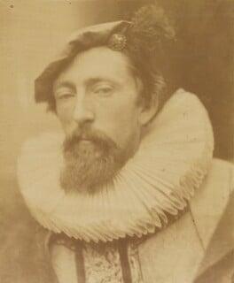 John Evan Hodgson, by David Wilkie Wynfield, 1863 - NPG P91 - © National Portrait Gallery, London