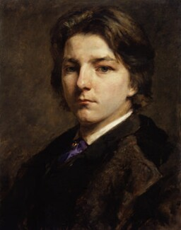 Frank Holl, by Francis Montague ('Frank') Holl, 1863 - NPG 2531 - © National Portrait Gallery, London