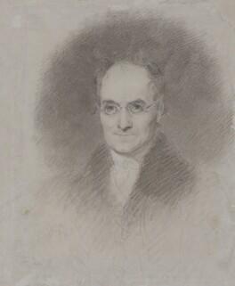 William Holl Sr, by Unknown artist - NPG 2912