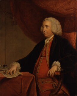 Henry Fox, 1st Baron Holland, after Sir Joshua Reynolds - NPG 2075