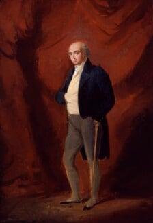 Henry Richard Fox (later Vassall), 3rd Baron Holland, by Sir George Hayter, circa 1820 - NPG 5192 - © National Portrait Gallery, London
