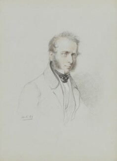 James Holman, by William Brockedon, 1834 - NPG 2515(69) - © National Portrait Gallery, London